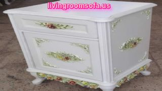 Awesome Classic Bedside Tables Nightstands Design