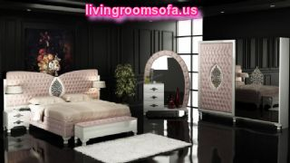 Awesome Pink Bedroom Modern Design