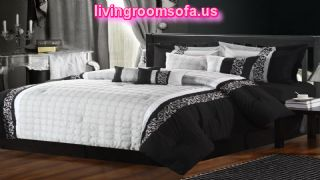 Awesome Black Bed In A Bag Design Ideas