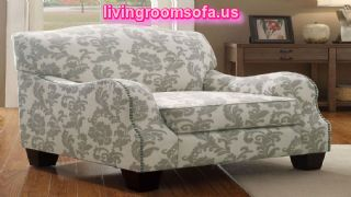 Awesome Patterned Accent Chairs With Arms
