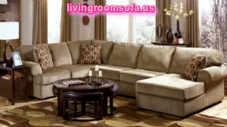 Awesome U Shaped Sofa Design Ashley Furniture