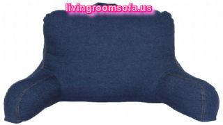Back Support Jean Pillows
