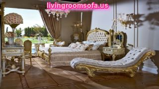 Baron Classic Bedroom Furniture Designs