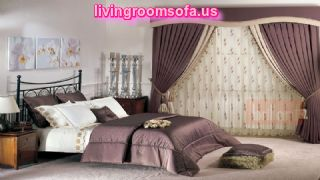 Brilliant Bedroom Curtain Design Ideas