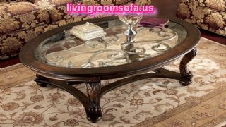 Brown And Classic Cherry Occasional Tables Designs