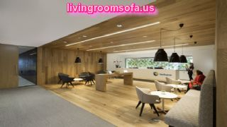 Business Office Wooden Furniture Decorating