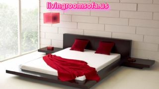 Butterfly Bedroom Modern Design Bed