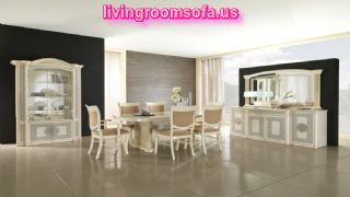 Casual Dining Room Avant Garde Furniture Design