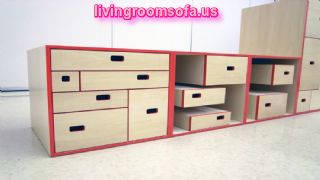 Children Wardrobe Furniture Designs