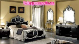 Classic Bedroom Furniture Italian Design Idea