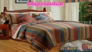 Colorful Katy Quilt Bed In A Bag Set