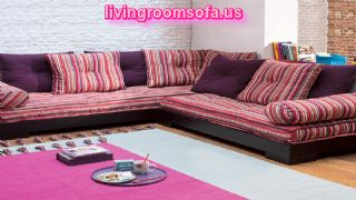 Colorful Modern Sofas Living Room Furniture Design Trends