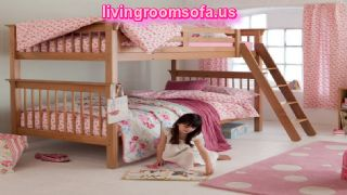 Cool Bunk Beds With Storage For Girls Bedroom