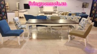 Country Casual Dining Room Furniture