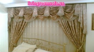 Decoration Ideas For Bedroom Curtains
