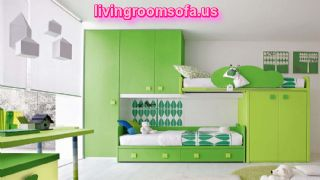 Decoration Ideas For Green Cheerful Blue Kids Contemporary Furniture
