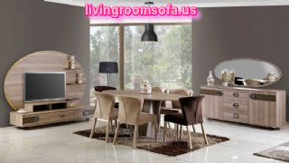 Decorative Casual Dining Room Furniture Design