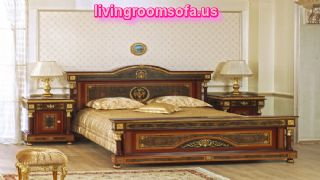 Decorative Classic Bedroom Furniture Designs
