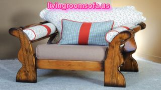 Decorative Wooden Chair Ideas For Living Room