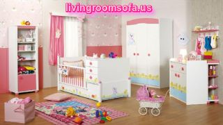 Excellent Baby Bedrooms Decoration Ideas