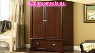 Excellent Bedroom Armoire Wardrobe Design Ideas