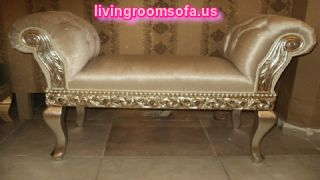 Excellent Bedroom Settee Bench Design