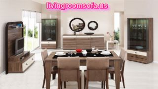 Excellent Modern Casual Dining Room Furniture