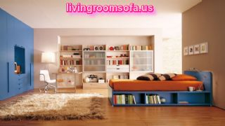Excellent Cheerful Blue Kids Contemporary Furniture