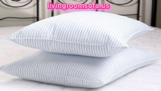 Excellent Striped Bed Pillows