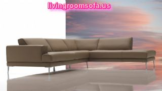 Exterior Contemporary Leather Sofas Italian