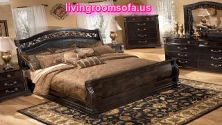 Great Classic Bendroom Set Ashley Furniture
