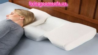 Great Neck Pain Relieving Pillow