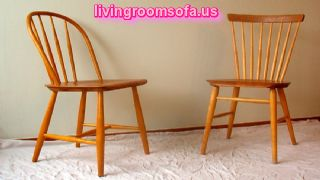 Great Swedish Windsor Chairs