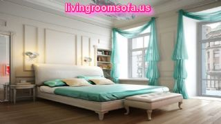 Interesting Bedroom Curtain Design Ideas