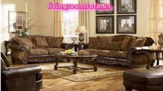 Leather Classic Living Room Sectionals
