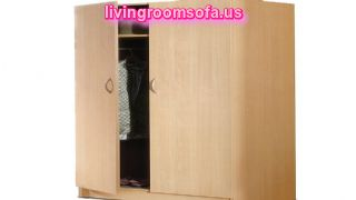 Modern Bedroom Armoire Wardrobe