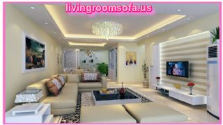 Modern Ceiling Lights Design For Living Room
