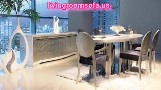 Modern Contemporary Dining Room Tables And Different Style Dining Room Tables