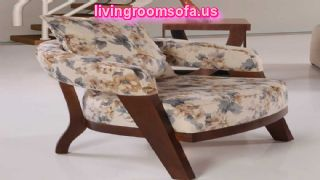 Modern Wooden Chair Design For Living Room