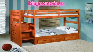Modern And Cool Twin Beds For Boys