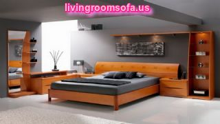 Modern And Different Style Contemporary Bedroom Furniture Sets