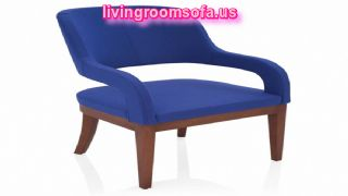 Modern Blue Chair Design Ideas