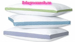 Modern Gussetted Bed Pillows