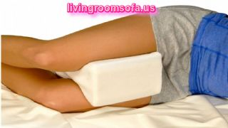 Modern Knee Pillow For Side Sleepers