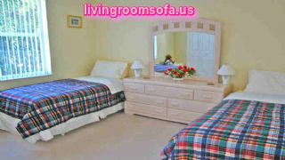 Modern Twin Bedroom New