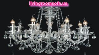 New Candlestick Big Living Room Lamps