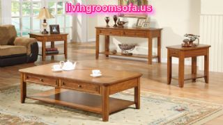 Orange And The Most Beaufitul Cherry Occasional Tables Designs