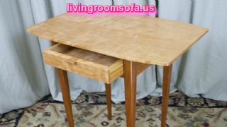 Orange Cherry Table Single