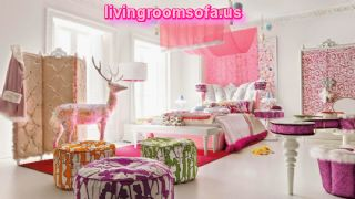 Princess Bedrooms Design Ideas For Girls