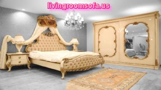 Princess Classic Bedroom Furniture Designs